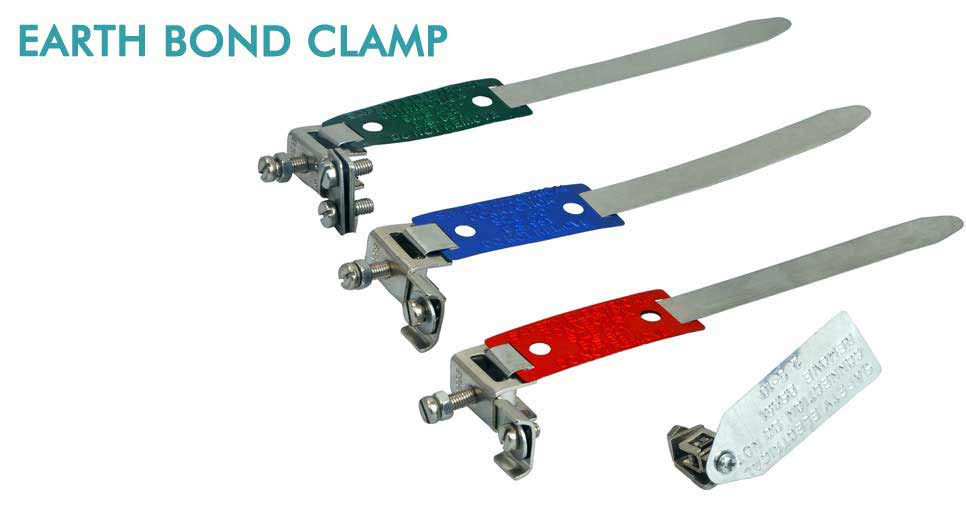 Earthbond Clamp